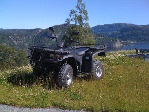 Yamoto ATV